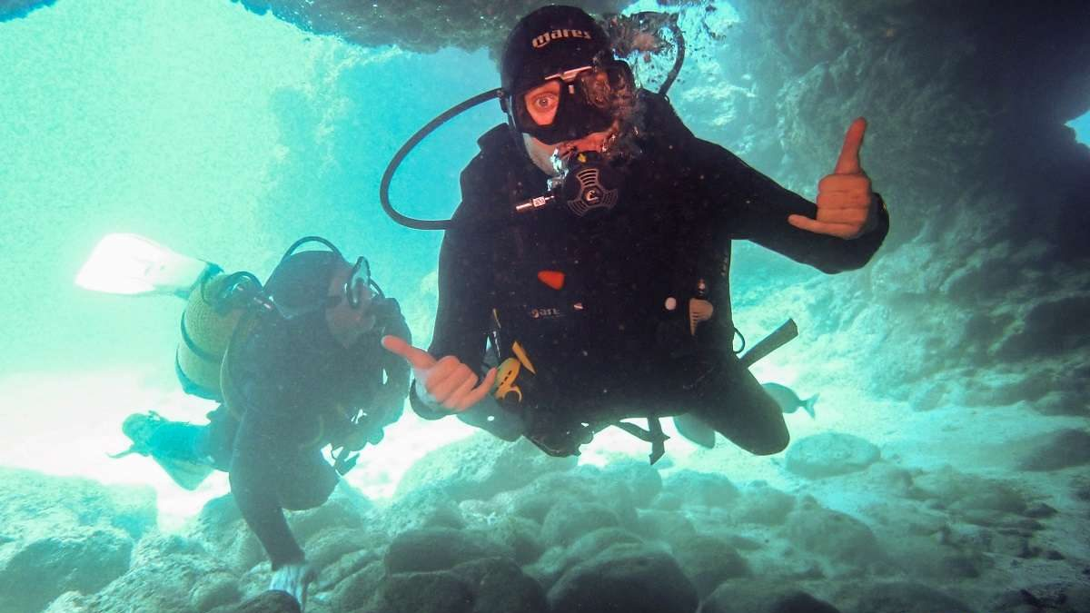 submarinismo tenerife
