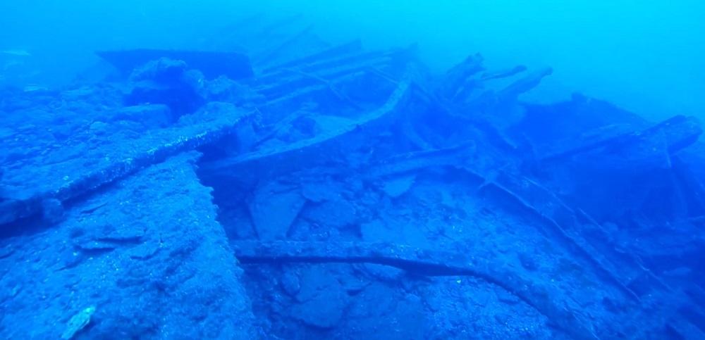 Carbonero wreck tenerife