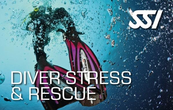 ssi diver stress & rescue t